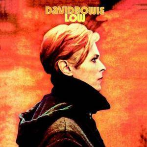 David Bowie: Low - Cover