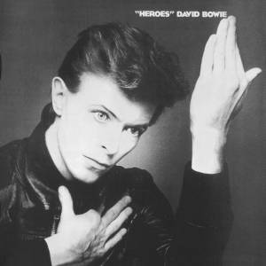 "David Bowie: ""Heroes"" - Cover"