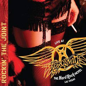 Aerosmith: Rockin' The Joint - Cover