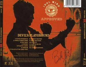 Billy Idol: Devil's Playground (CD) - Bild 2