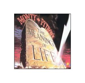 Cover - Monty Python: Meaning Of Life, The