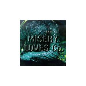 Cover - Misery Loves Co.: Not Like Them