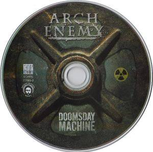 Arch Enemy: Doomsday Machine (CD) - Bild 2