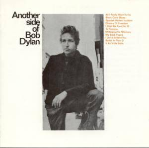 Bob Dylan: Another Side Of Bob Dylan - Cover