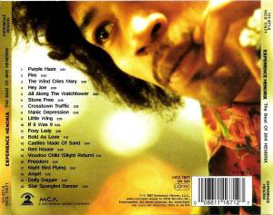 Jimi Hendrix: Experience Hendrix - The Best Of Jimi Hendrix (CD) - Bild 4