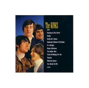 The Kinks: Kinks, The - Cover