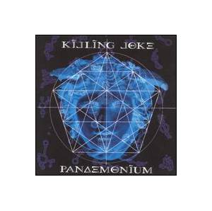 Killing Joke: Pandemonium - Cover