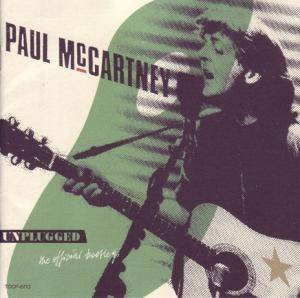 Paul McCartney: Unplugged (The Official Bootleg) - Cover