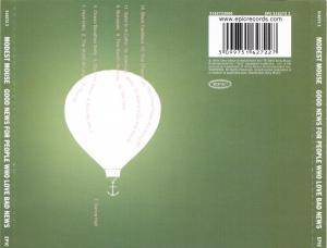 Modest Mouse: Good News For People Who Love Bad News (CD) - Bild 2