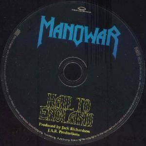 Manowar: Hail To England (CD) - Bild 2