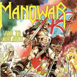 Manowar: Hail To England (CD) - Bild 1