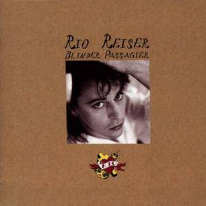 Rio Reiser: Blinder Passagier - Cover