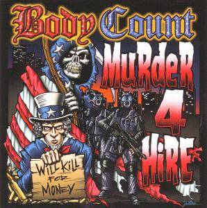 Cover - Body Count: Murder 4 Hire
