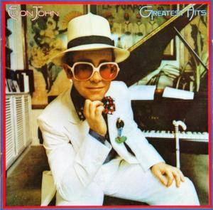 Elton John: Greatest Hits - Cover