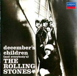 Cover - Rolling Stones, The: December's Children (And Everybody's)