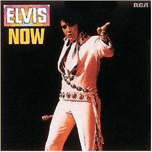 Elvis Presley: Elvis Now - Cover
