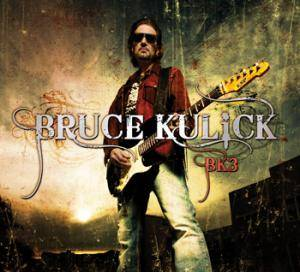 Bruce Kulick: Bk3 - Cover