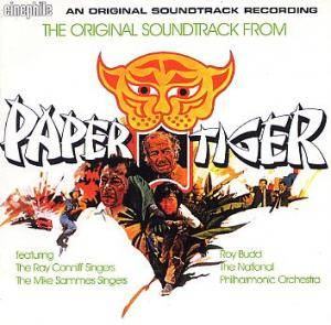 Cover - Roy Budd: Paper Tiger