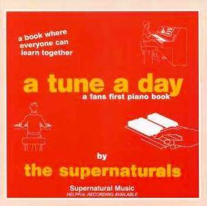 Cover - Supernaturals, The: Tune A Day, A
