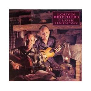 Cover - Louvin Brothers, The: Close Harmony