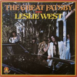 Cover - Leslie West: Great Fatsby, The