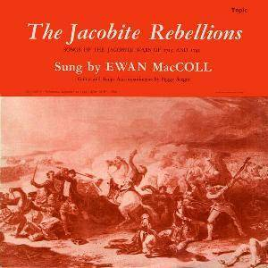 Cover - Ewan MacColl: Jacobite Rebellions, The