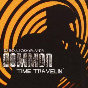 Cover - Common: Time Travelin'