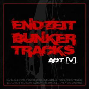 Endzeit Bunkertracks [Act V] - Cover