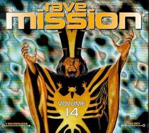 Rave Mission Volume 14 - Cover
