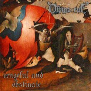 Divine Eve: Vengeful And Obstinate - Cover