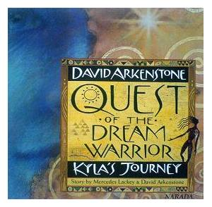 Cover - David Arkenstone: Quest Of The Dream Warrior