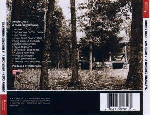 Johnny Cash: American V: A Hundred Highways (CD) - Bild 2
