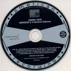 Johnny Cash: American V: A Hundred Highways (CD) - Bild 4