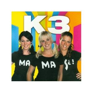 Cover - K3: MaMaSé!
