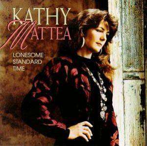 Cover - Kathy Mattea: Lonesome Standard Time