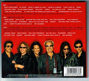 Foreigner: Can't Slow Down (2-CD + DVD) - Bild 2