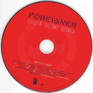 Foreigner: Can't Slow Down (2-CD + DVD) - Bild 7
