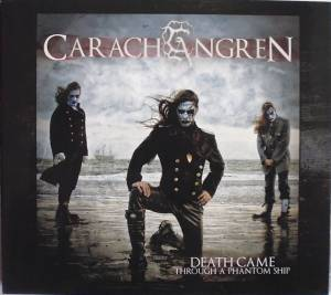 Carach Angren: Death Came Through A Phantom Ship - Cover