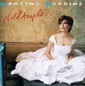 Cover - Martina McBride: Wild Angels