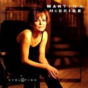 Cover - Martina McBride: Evolution