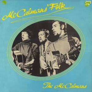 Cover - McCalmans, The: McCalmans' Folk