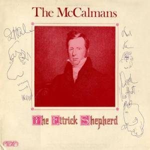 Cover - McCalmans, The: Ettrick Shepherd, The