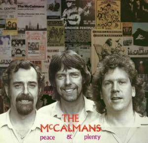 Cover - McCalmans, The: Peace & Plenty