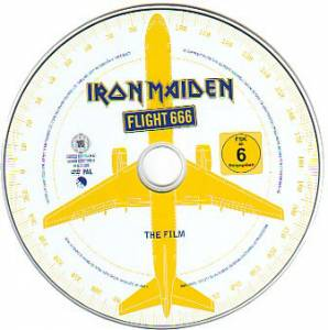 Iron Maiden: Flight 666 - The Film (2-DVD) - Bild 3