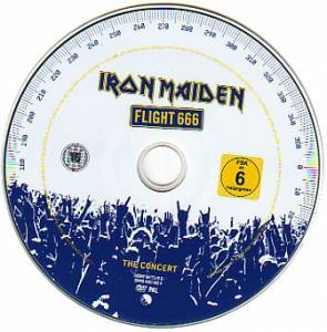 Iron Maiden: Flight 666 - The Film (2-DVD) - Bild 4