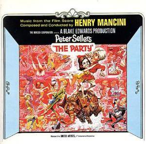 Henry Mancini: Party, The - Cover