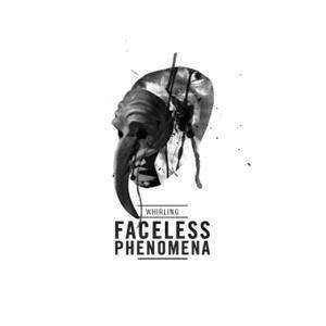 Whirling: Faceless Phenomena - Cover