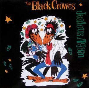 The Black Crowes: Jealous Again - Cover