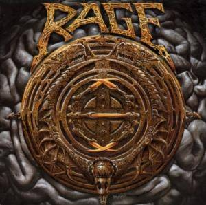 Rage: Black In Mind - Cover