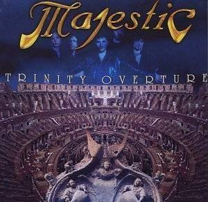 Majestic: Trinity Overture - Cover